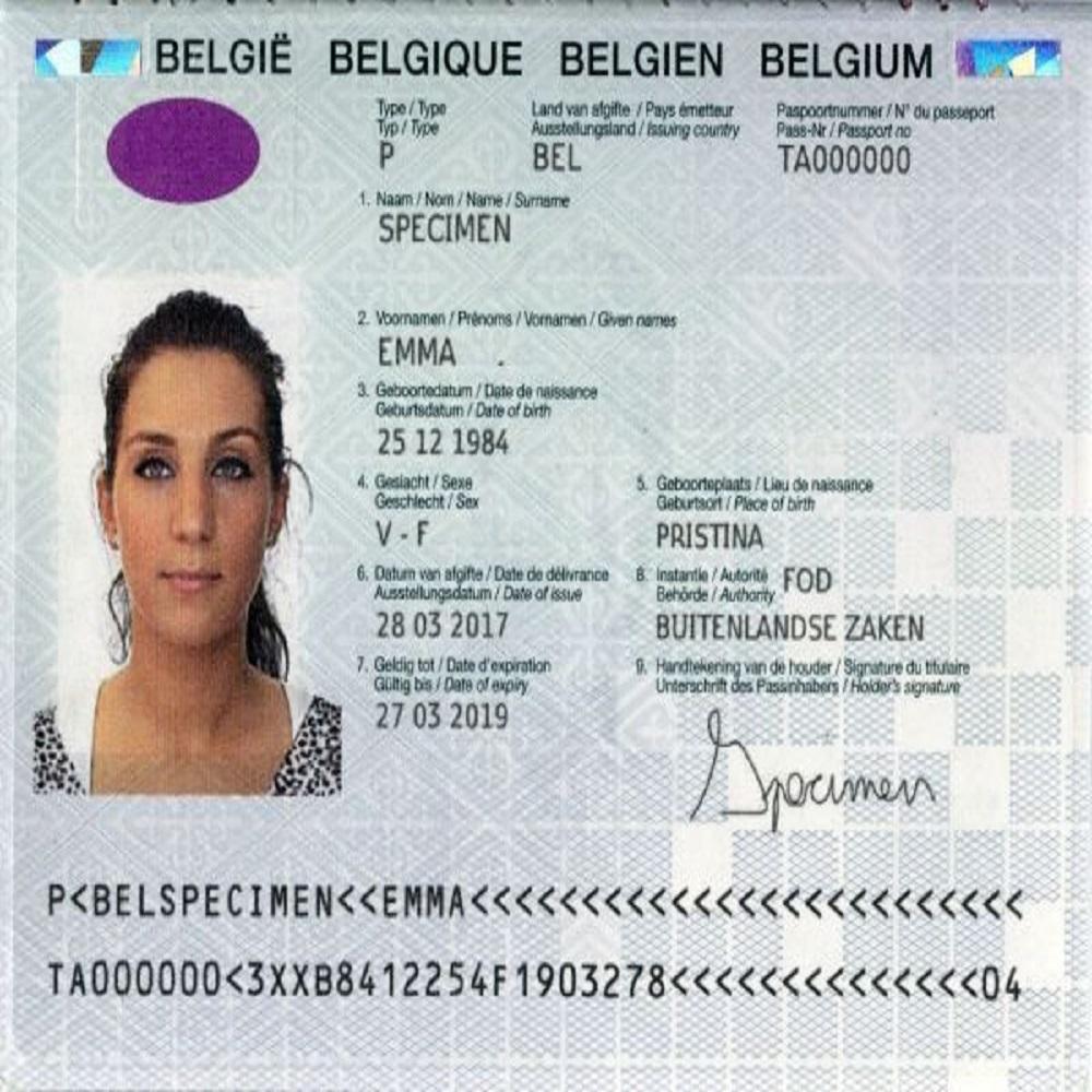 Buy Bulgarian Passport Online