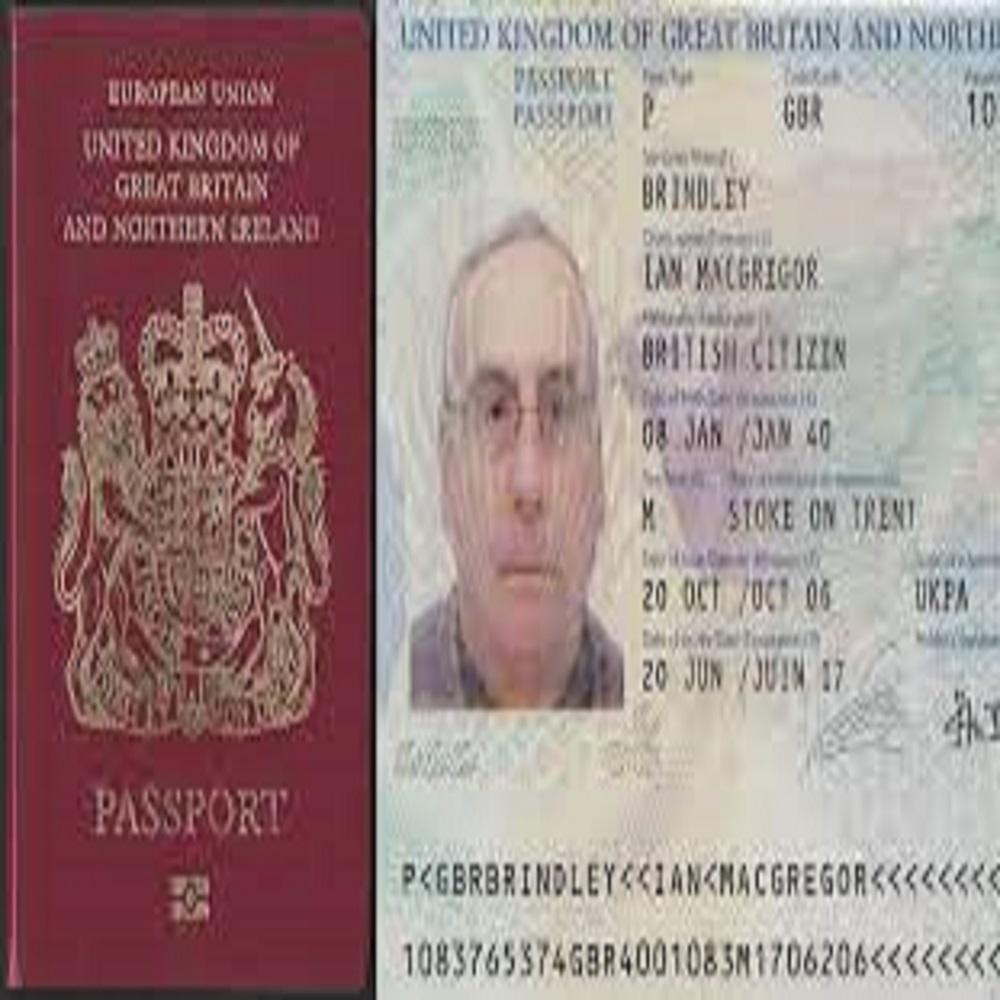 Obtain British Passport Online