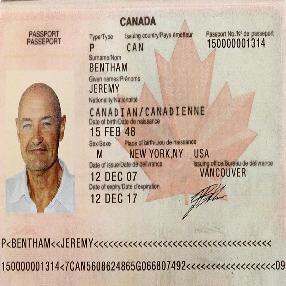 buy Canadian passport online
