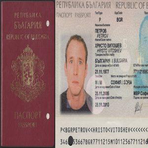 Buy Real European Passport Online
