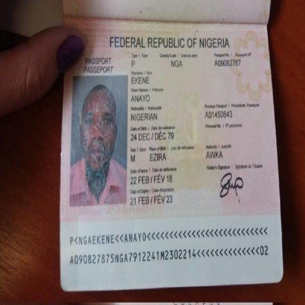 Buy Real Nigerian Passport Online